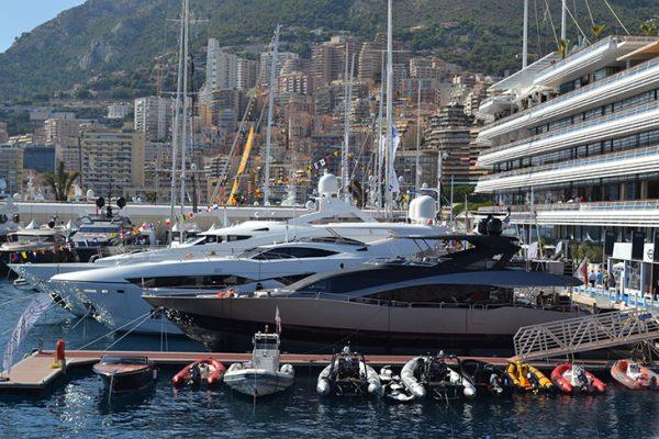 Яхтенное шоу в Монако 2016