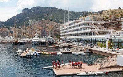 Яхтенный спорт в Монако: фантастический яхт-клуб в Монте-Карло